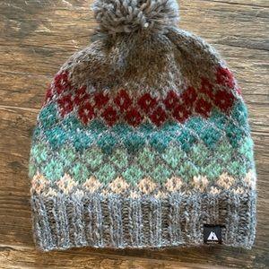 Ambler toque, 100% merino wool